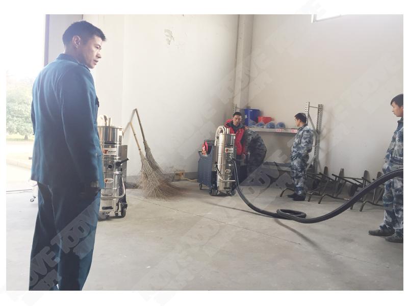 工业用大功率吸尘器