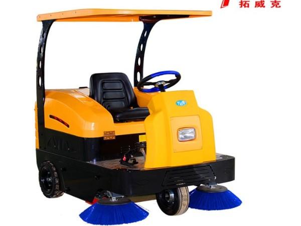 拓威克TS-1500驾驶式全自动扫地车 驾驶式扫地机