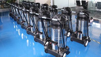 拓威克分享工业除尘器的工作原理