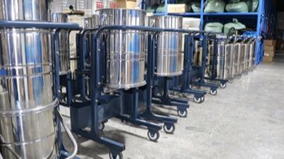 拓威克分享选择工业除尘器的七大要素