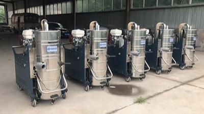 如何保养工业吸尘器?
