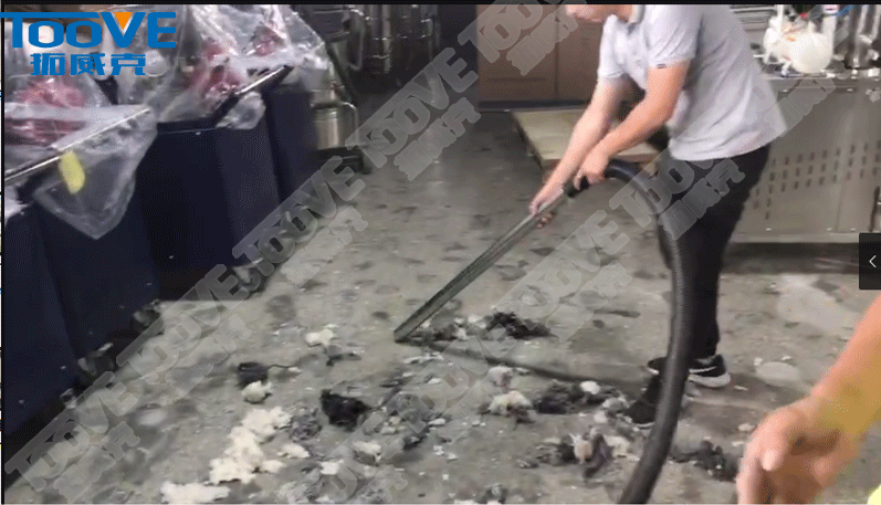 纺织厂吸尘器