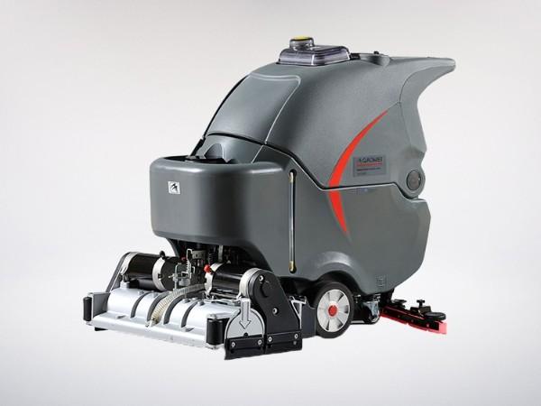 高美65RBT洗扫一体机 手推式洗扫一体机