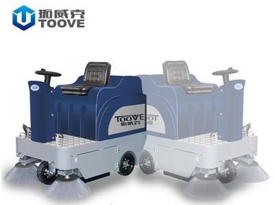 TS1280拓威克驾驶式扫地车