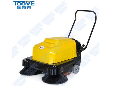 拓威克TS-100手推式电瓶扫地机工业商用车间物业清扫车