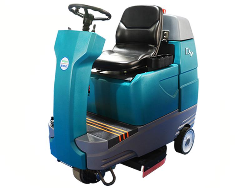 全自动驾驶洗地机