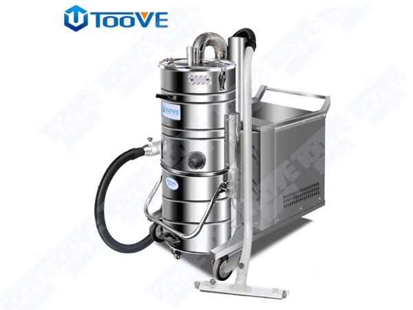 拓威克TK221FB双桶不锈钢型吸尘器