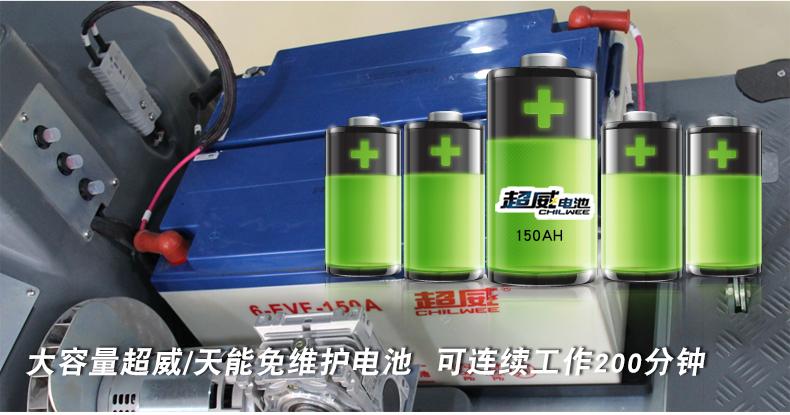 GM-MINIS(超威电池