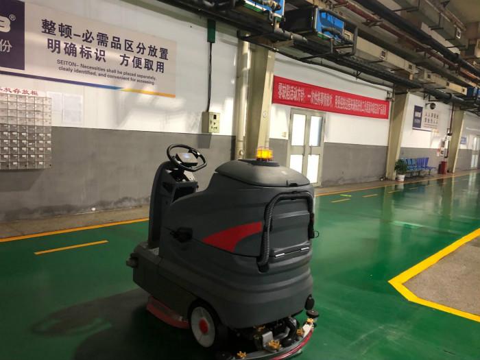 光洋轴承股份有限公司采购拓威克洗地机