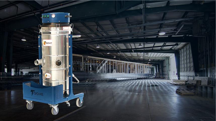 220V工业吸尘器外观