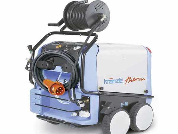 德国大力神602 E-M24电加热高压清洗机