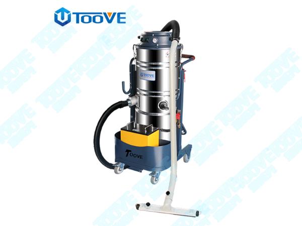 拓威克锂电池吸尘器用于大型工厂吸取灰尘颗粒铁屑