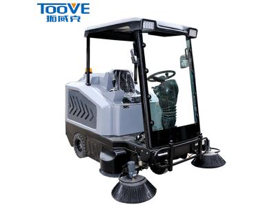 拓威克TS2000BF半封闭式驾驶扫地车扫地机