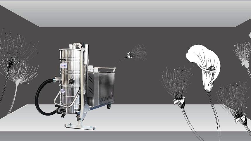 防爆工业吸尘器,工业吸尘器价格 粉尘工业真空吸尘器