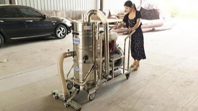 工厂为什么需要使用工业吸尘器 除尘效果好吗?