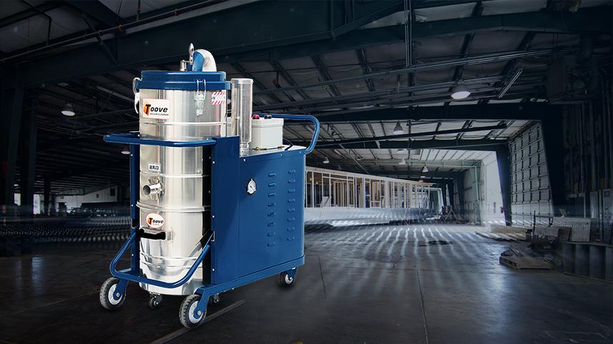 TK221VAC双桶高配工业吸尘器