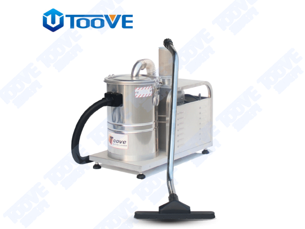 拓威克TK2230G单桶固定吸尘器 车间粉尘吸尘器